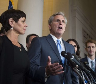 Kevin McCarthy Abruptly Drops House Speaker Bid, Race Postponed