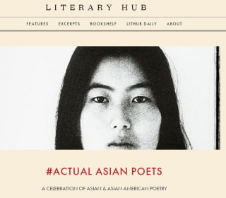 Writers, Poets Celebrate #ActualAsianPoets on National Poetry Day