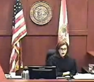 Florida Judge Jails Domestic Abuse Victim for Not Testifying