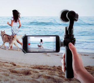 Drone Maker DJI Reinvents the Selfie Stick With the Osmo