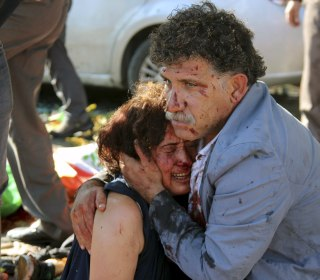 Ankara Explosions: 52 Killed, 126 Hurt Before Rally in Turkish Capital