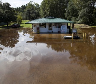 More Rain Coming as South Carolina Recovers From Massive Flood
