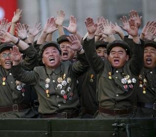 Military Might: Lavish Parade Marks North Korean Anniversary