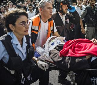 Three Dead, More Than 20 Injured in Shootings, Stabbings in Israel