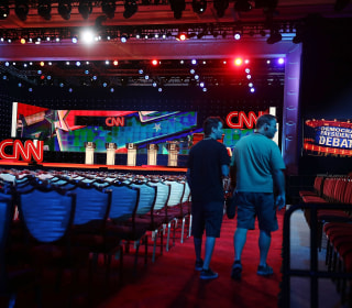 In Debate, Candidates To Try To Find Differences