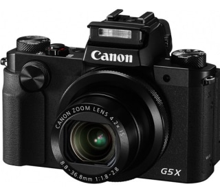 Canon Updates Compact Camera Line With G5 X, G9 X and M10