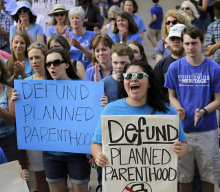 Senate Passes Bill Repealing Key Parts of Obamacare, Stripping Planned Parenthood Funds