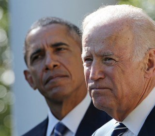 Surprising Obama-Biden Partnership Goes on Display at Convention