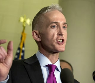 Rep. Trey Gowdy Defends Benghazi Hearings: 'I Can't Tell You What She's Taking Responsibility For'
