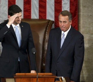 John Boehner Used 'Catholic Guilt' to Convince Paul Ryan to Take House Speaker Job