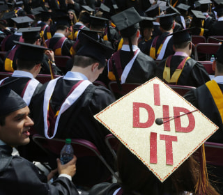 Just Over Half of All College Students Actually Graduate, Report Finds