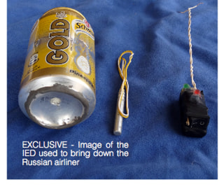 Metrojet Crash: ISIS Publishes Photo of Purported Russian Jet Bomb