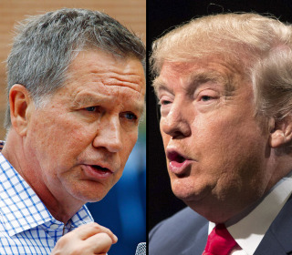 Kasich: Attacks on Trump Nothing 'Personal'