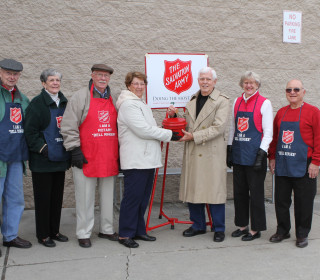 Mystery Salvation Army Donors Keep Giving, Even After Identities Revealed