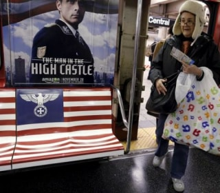 Amazon Pulls Nazi-Themed Ads for TV Show from NYC Subway