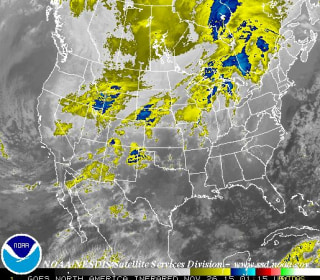 'Little Bit of Everything': Rainy, Snowy, Icy Thanksgiving for Much of U.S.