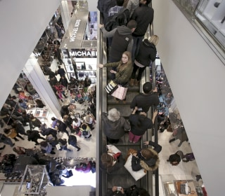 Online Sales Surge, but Americans Still Lining Up for Black Friday