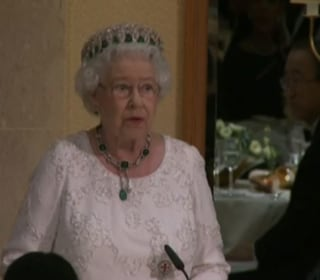 Queen to Canada PM: Thanks for Making Me Feel So Old