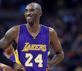 Kobe Bryant Announces Retirement at Season's End With Poem