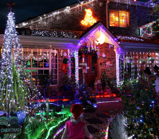 Where's Your Christmas Spirit? Right Here, Here and Here