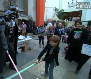 'May the Fourth Be With You': Fans Celebrate Star Wars Day