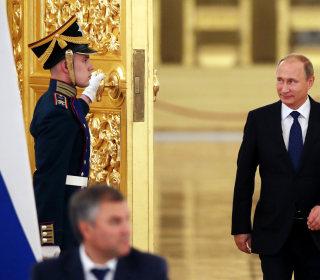 Why Does Vladimir Putin Walk Like That?
