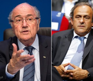 FIFA Bans Sepp Blatter, Michel Platini for 8 Years Over $2M in Payments