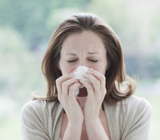 Warm, Wet Winter May Be Prolonging Allergy Season