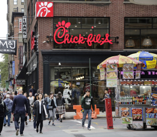 Chick-fil-A is America's Top-Rated Fast Food Chain, Again: Survey