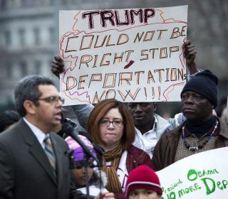 DHS: Deportation Raids Slash Central American Migration