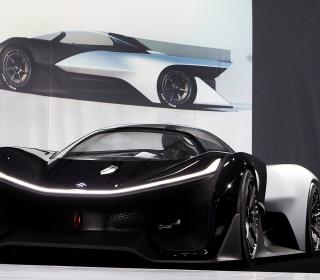 Jsw Electric Car
