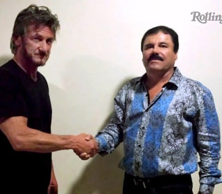 Mexican Authorities Want to Speak With Sean Penn About 'El Chapo' Meeting