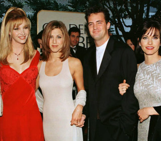 Matthew Perry Won't Be at the 'Friends' Reunion