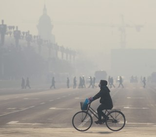 366 of China's Cities Don't Have Safe Air: Greenpeace