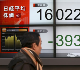 Asia Markets Take Another Tumble as Rout Persists