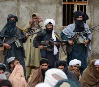 Taliban Control of Afghanistan Highest Since U.S. Invasion