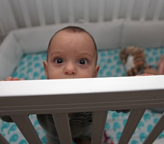 Babies Should Sleep in Parents' Room, New Guidelines Say