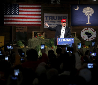 Not 'Our Better Angels' : SC GOP Voters Size Up Trump, Rest of 2016 Field