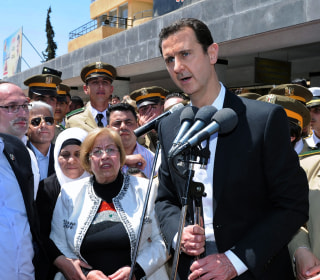 Is U.S. Looking for a 'Settlement' With Syria's Assad?