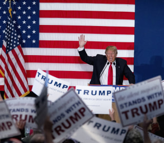 First Read: Don't Underestimate Trump in New Hampshire