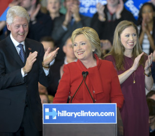 First Read: Why Clinton's Apparent Iowa Win Feels More Like a Loss