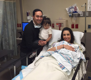 Rep. Joaquín Castro Announces Birth of Son, Roman Victor