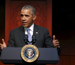 Asian-American Leaders Respond to President Obama's Mosque Visit