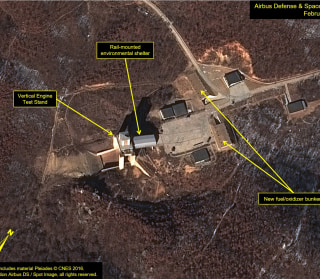 South Korea, Japan Vow to Intercept North Korea Launch Debris