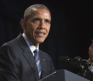 Analysis: Obama Mixes Piety and Politics at National Prayer Breakfast