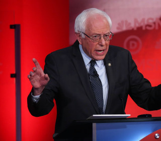 "Sanders: ""Judgement"" as Important as Foreign Policy ""Experience"""
