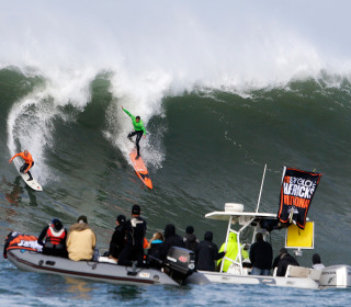 Super Bowl Forces Blackout of Famed Surf Competition