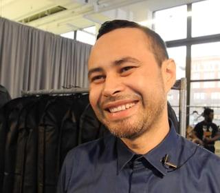 Latinos at NY Fashion Week Men's: Carlos Campos