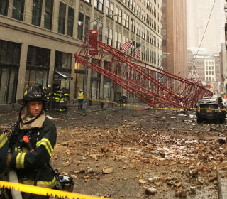 New York City Crane Collapse Is Latest in Series of Deadly Accidents