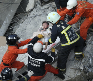 Death Toll in Taiwan Quake Rises to 32